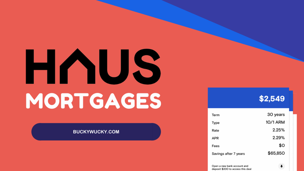 Haus Mortgages